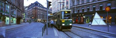 Streetcar, Helsinki, Finland