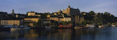 Buildings on the Waterfront, Stockholm, Sweden