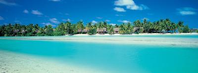 Aitutaki Atoll, Cook Islands, New Zealand