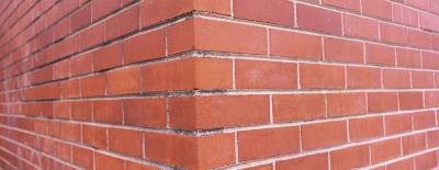 Close-up of a Brick Wall, San Francisco, California, USA