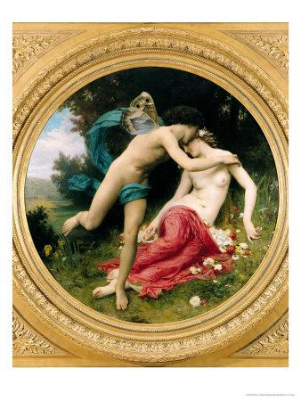 Flora and Zephyr, 1875
