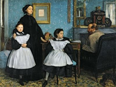 The Bellelli Family, 1858-67
