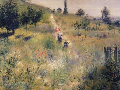 The Path Through the Long Grass, circa 1875