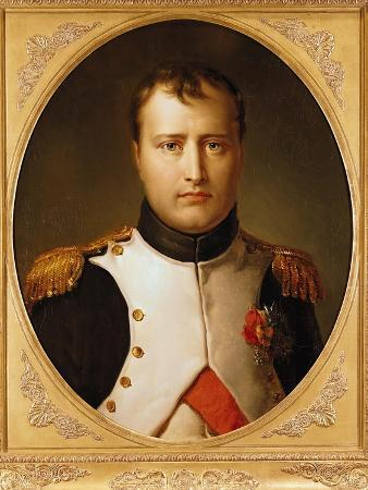 Portrait of Napoleon in Uniform