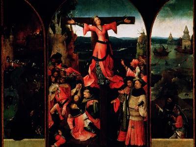 St. Liberata Triptych