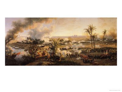 Battle of the Pyramids, 21st July 1798, 1806