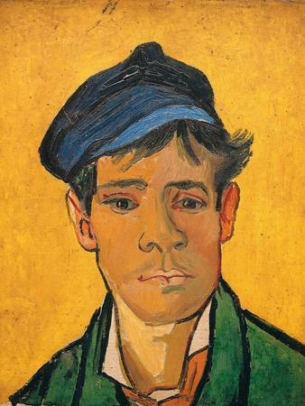 Young Man with a Hat, c.1888