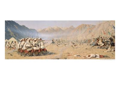 They Attack Unawares, 1871