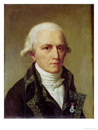 Portrait of Jean-Baptiste de Monet Chevalier de Lamarck, 1802-03