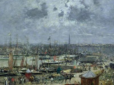 The Port of Bordeaux, 1874