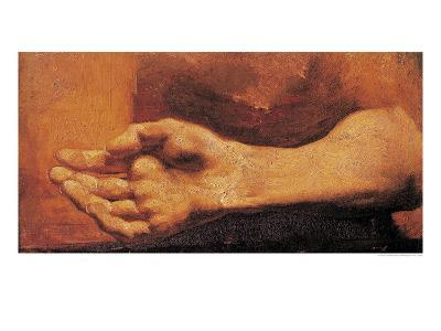Study of a Hand and Arm