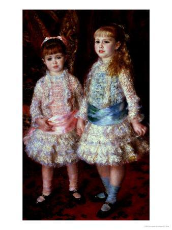 Pink and Blue Or, the Cahen D'Anvers Girls, 1881