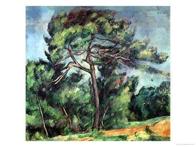 The Large Pine, circa 1889