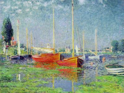 Argenteuil, circa 1872-5