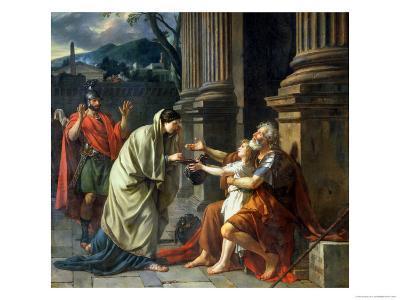 Belisarius Begging for Alms, 1781