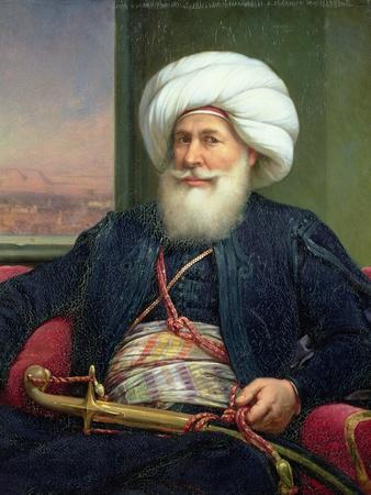 Mehemet Ali Viceroy of Egypt
