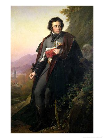 Charles-Artus de Bonchamps 1824