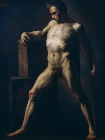 Study of a Man, circa 1808-12