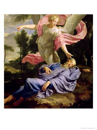 The Dream of Elijah, 1650-55