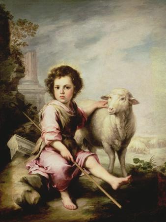 The Good Shepherd, circa 1650