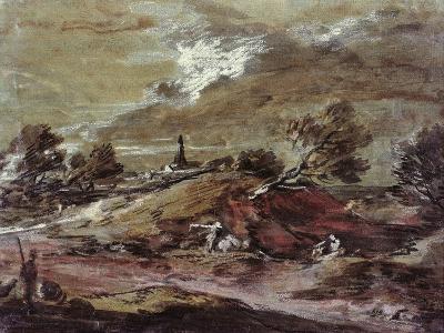 Landscape: Storm Effect