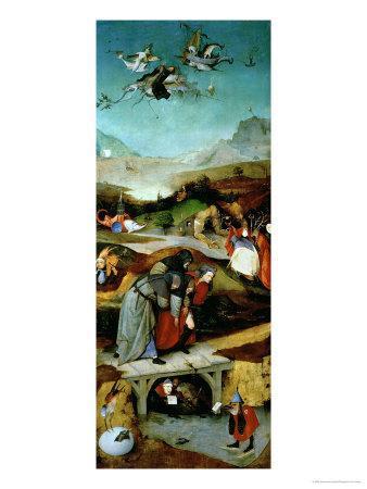 Temptation of St. Anthony