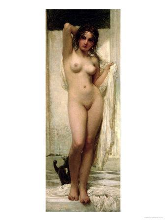 Woman Bathing, 1901