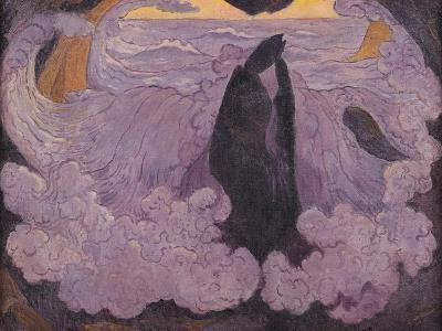 The Violet Wave, circa 1895-6