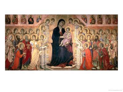 The Maesta, 1308-11