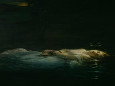 The Young Martyr, 1855