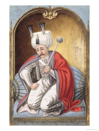 "Selim I Called ""Yavuz"", the Grim, Sultan 1512-20"