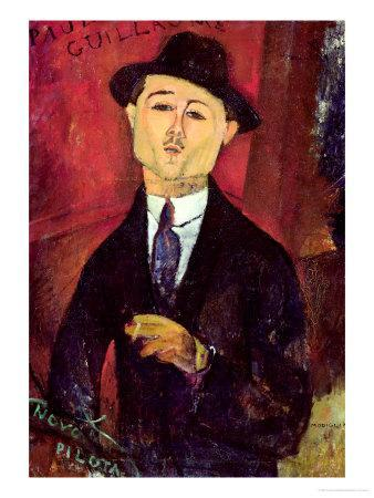 Paul Guillaume Novo Pilota, 1915