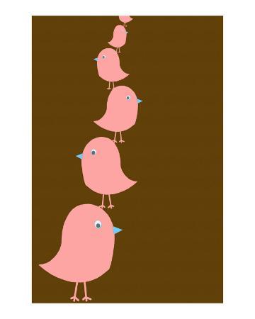 Partridge Family Remix - Pink/Brown