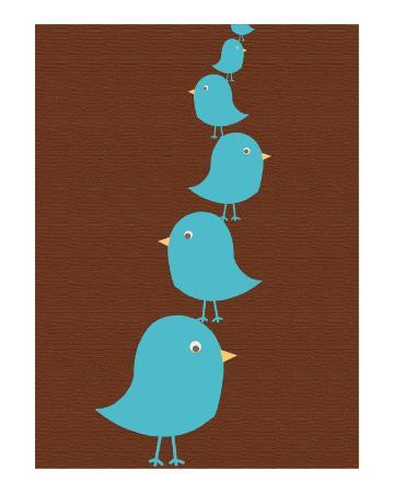 Partridge Family Remix - Brown/Blue