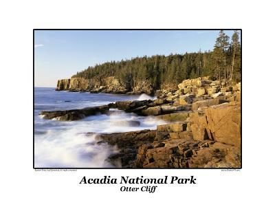 Acadia National Park located in Maine, USA
