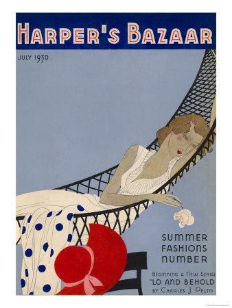 Harper's Bazaar, July 1930