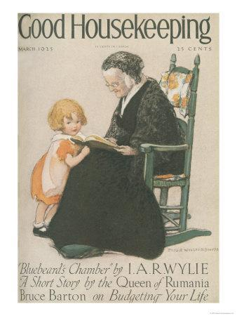 Good Housekeeping, March 1925