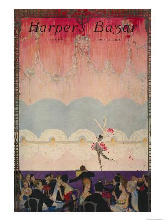 Harper's Bazaar, July 1916