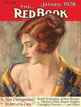 Redbook, January 1928
