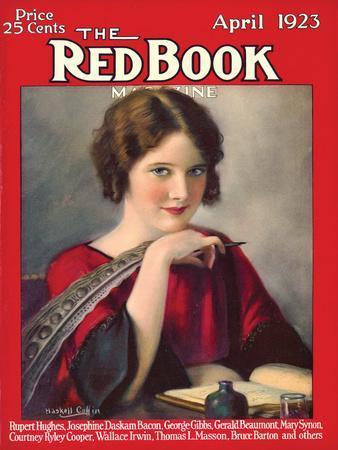 Redbook, April 1923