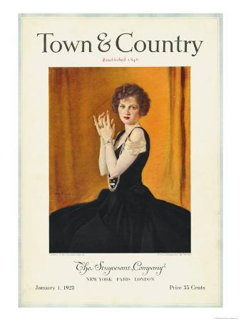 Town & Country, January 1st, 1923