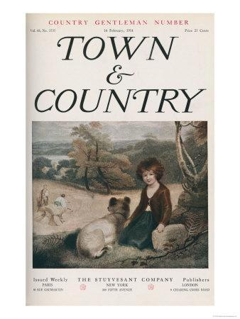 Town & Country, February 14th, 1914