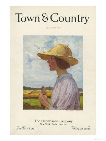 Town & Country, April 1st, 1923