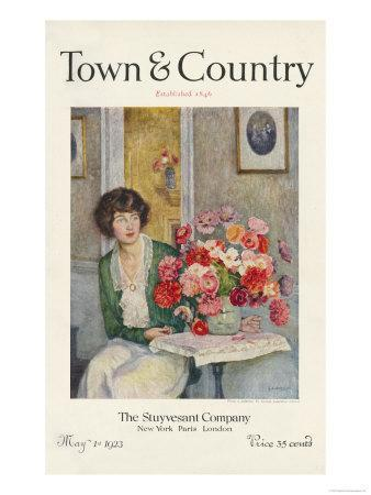 Town & Country, May 1st, 1923