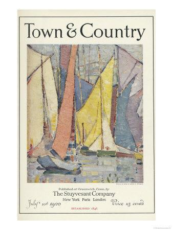 Town & Country, July 10th, 1920