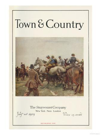 Town & Country, July 20th, 1919