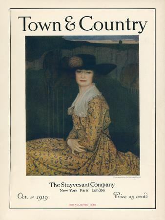 Town & Country, October 1st, 1919
