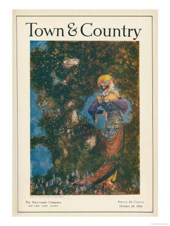 Town & Country, October 20th, 1916