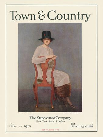 Town & Country, November 1st, 1919
