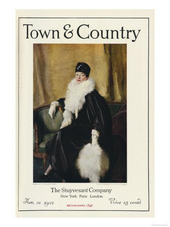 Town & Country, November 1st, 1921